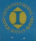 InterContinental Hotel Branding Logo 1967