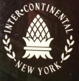 InterContinental Barclay Hotel Branding Logo 1978