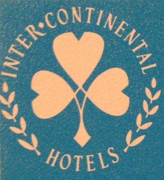 Cork InterContinental Hotel Branding Logo 1963