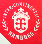 InterContinental Hamburg Hotel Branding Logo 1972