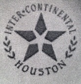 InterContinental Houston Hotel Branding Logo 1984