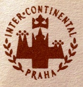 InterContinental Prague Hotel Branding Logo 1974