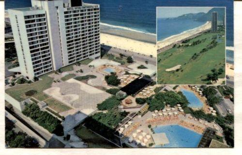 Intercontinental Rio Hotel