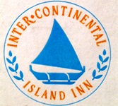Saipan Beach InterContinental Inn Branding Logo 1976