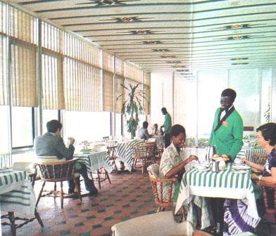 Ivoire Inter-Continental Hotel, Abidjan, Ivory Coast