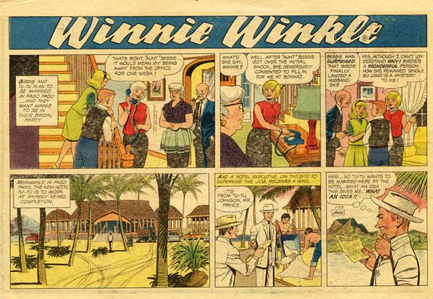 Winnie winkle porn